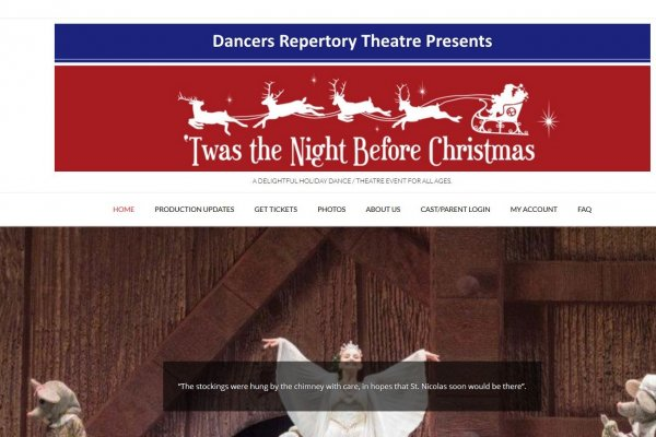 'Twas the Night Theatre Production